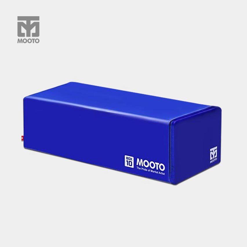 [무토] 박스텐 사각백 단품_블루