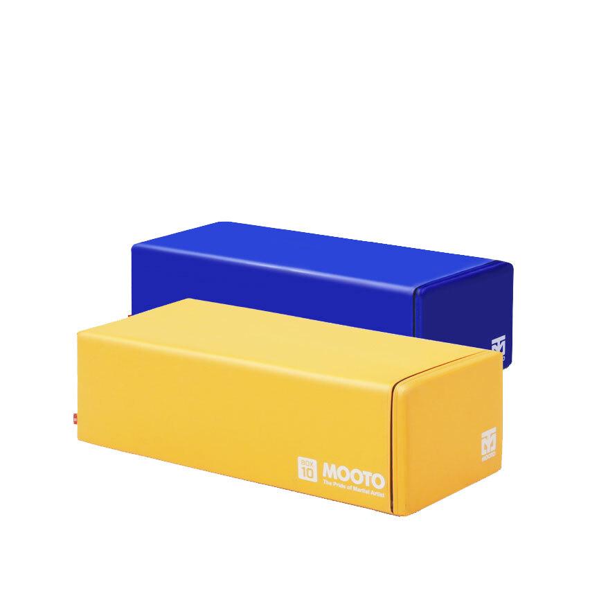 [무토] 박스텐 사각백 세트(2ea)_블루+옐로우