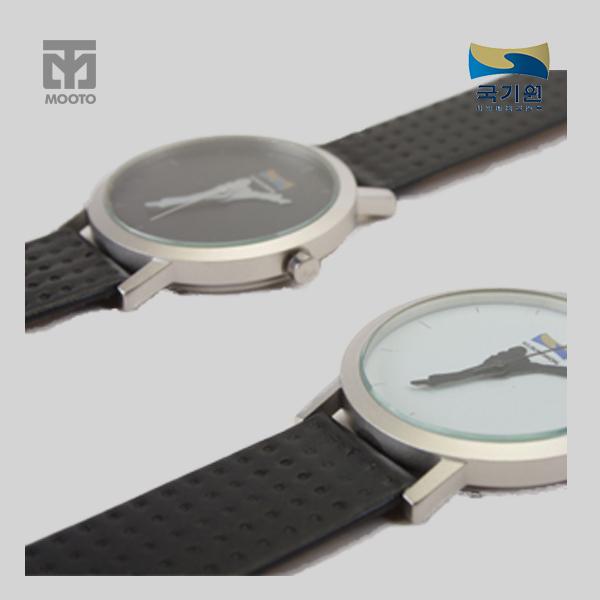 [무토]국기원540도발차기시계