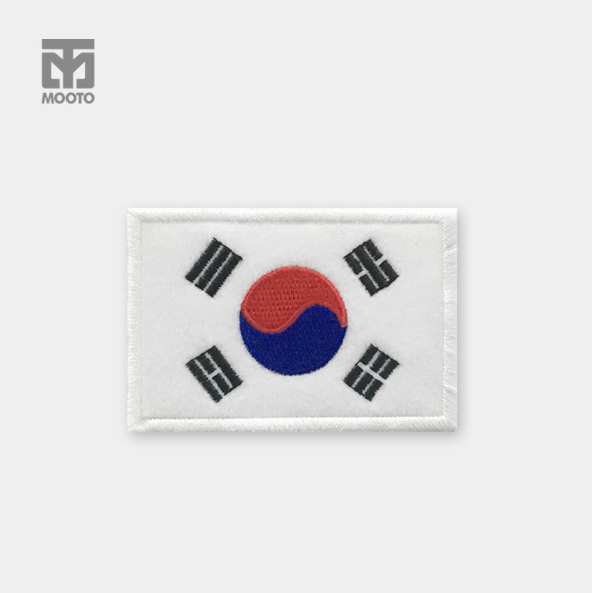 [무토] 태극기패치