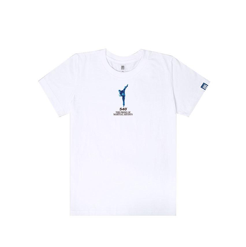 [무토]540하이킥 티셔츠_화이트