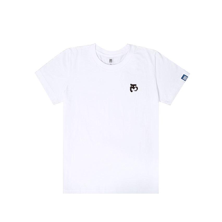 [무토]뉴 스타일 도 티셔츠_화이트