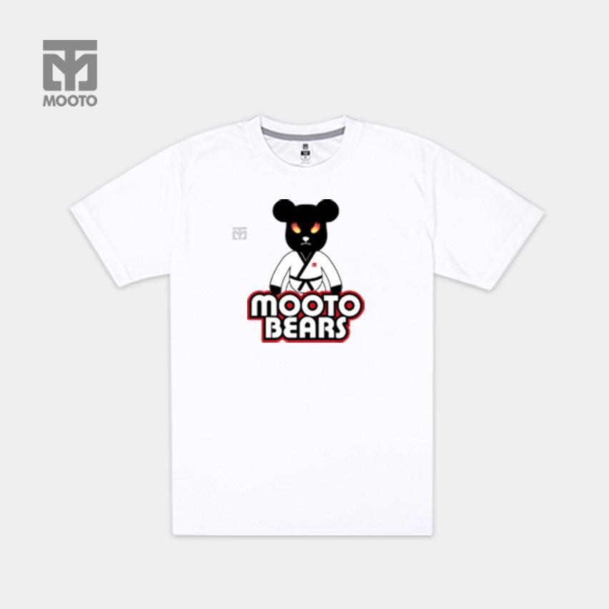 [무토] 베어스 티셔츠/화랑