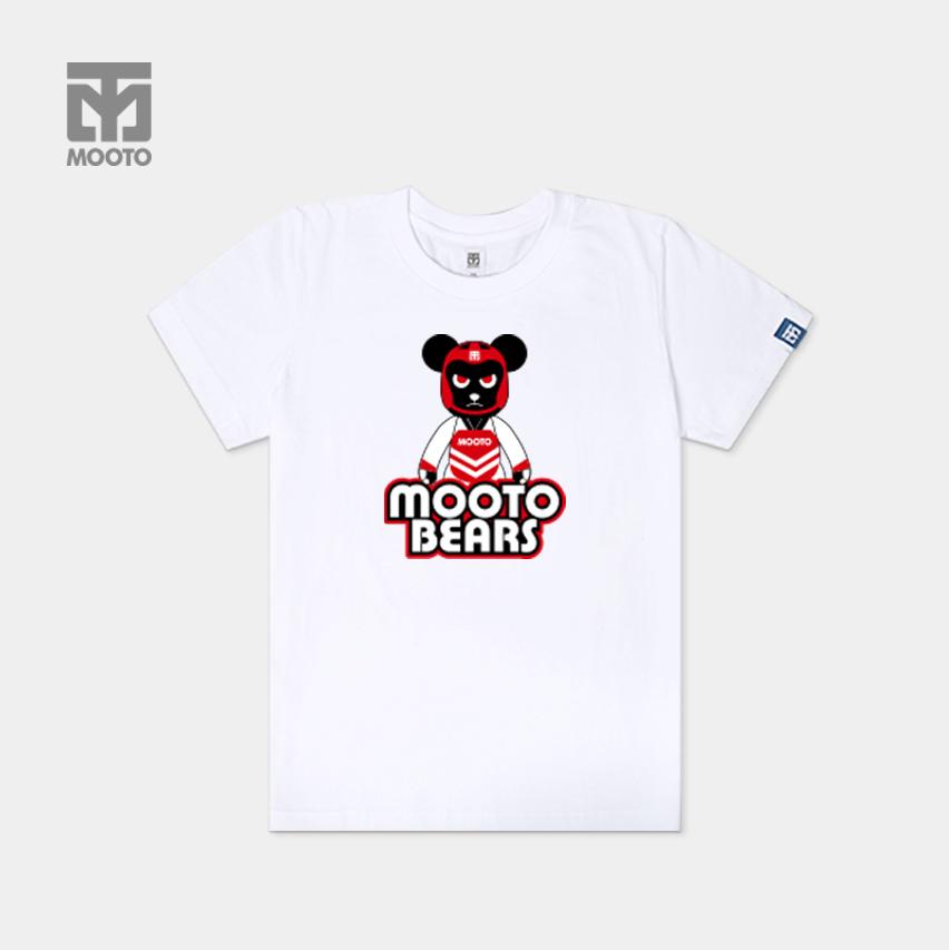 [무토] 베어스 티셔츠/스파링