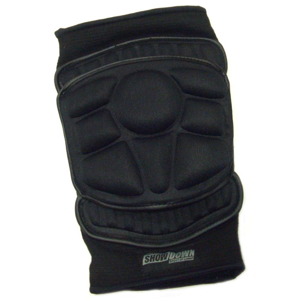 [무도샵]무릎보호대고급블랙