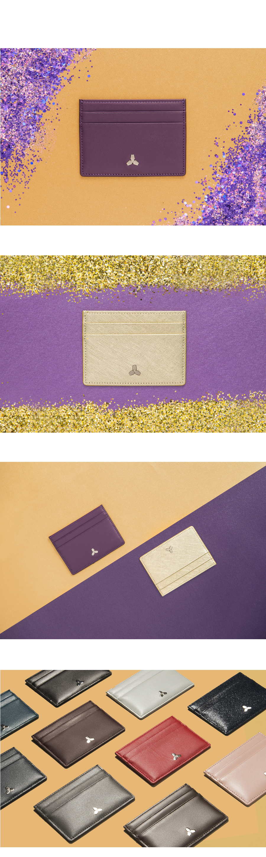 [코앤크릿] 17WSC0101C01DP 심볼 카드지갑 딥퍼플 - 코앤크릿, 28,000원, 동전/카드지갑, 카드지갑