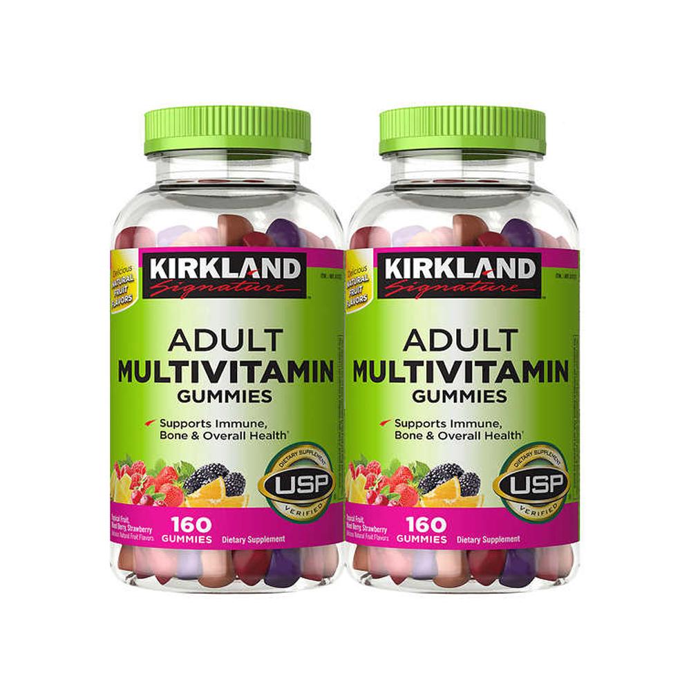 Kirkland 커클랜드 성인용 멀티비타민 320구미