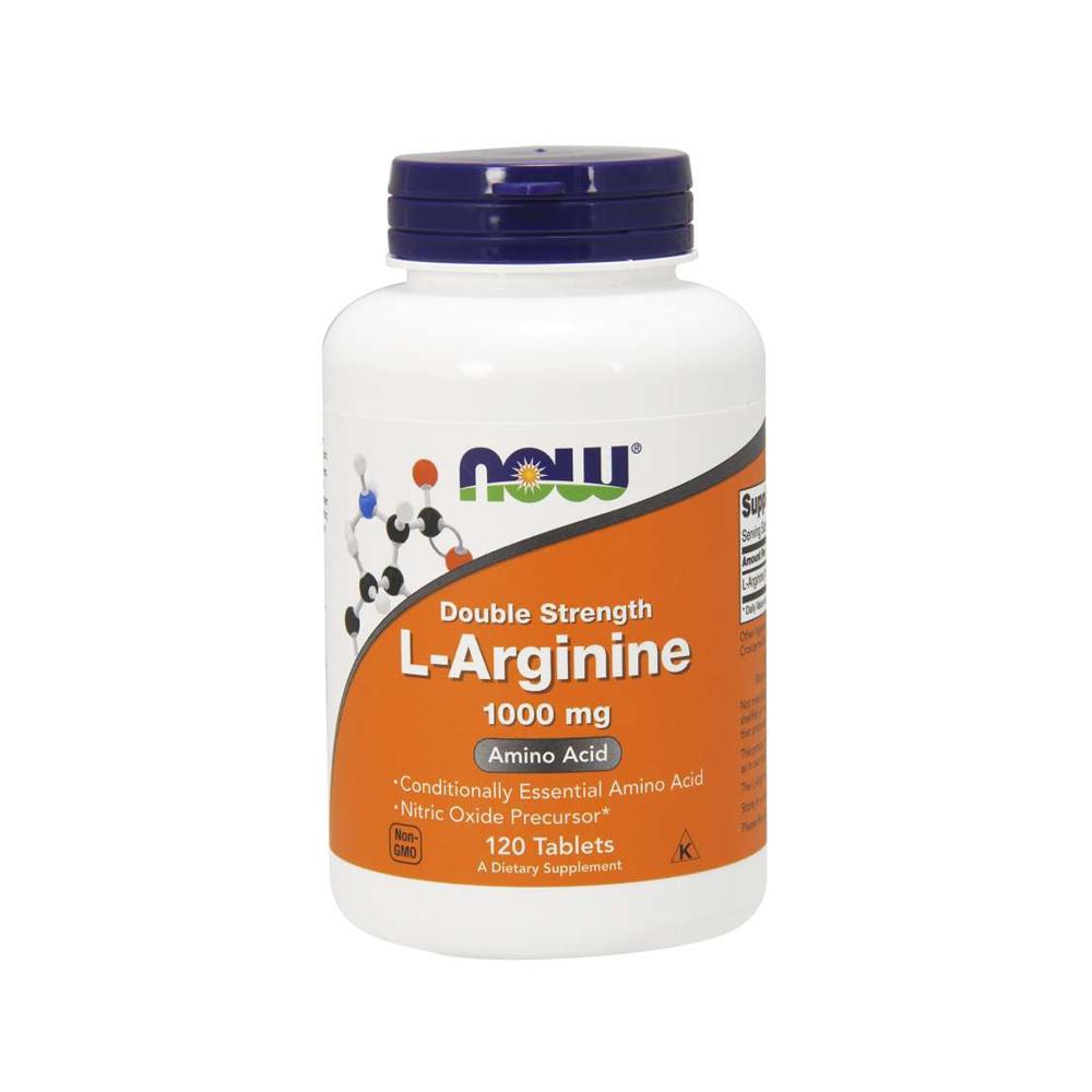 Nowfoods 나우푸드 아르기닌 L-Arginine 1000mg 120정 이벤트
