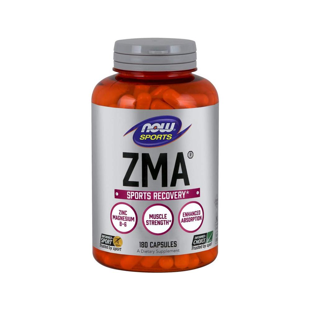 Nowfoods 나우푸드 ZMA 180캡슐