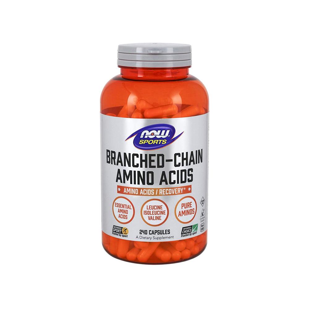 Nowfoods 나우푸드 Branched Chain Amino Acids 240캡슐