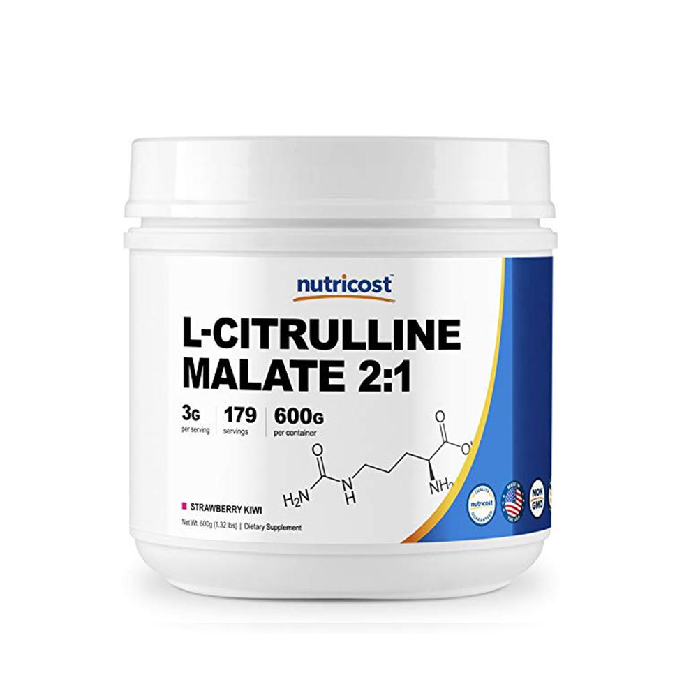 Nutricost 뉴트리코스트 L-시트룰린 스트로베리키위 600g