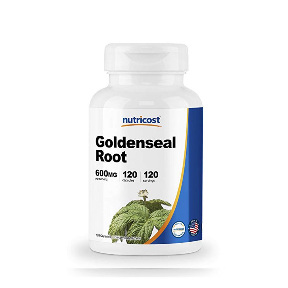 Nutricost 골든씰 Goldenseal 120cap