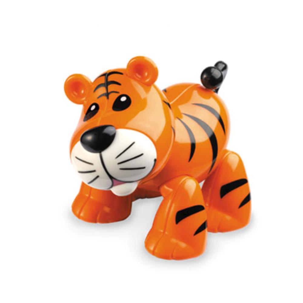 피규어 움직이는 호랑이 촉각발달 장난감 모형 초등과학  어린이장난감