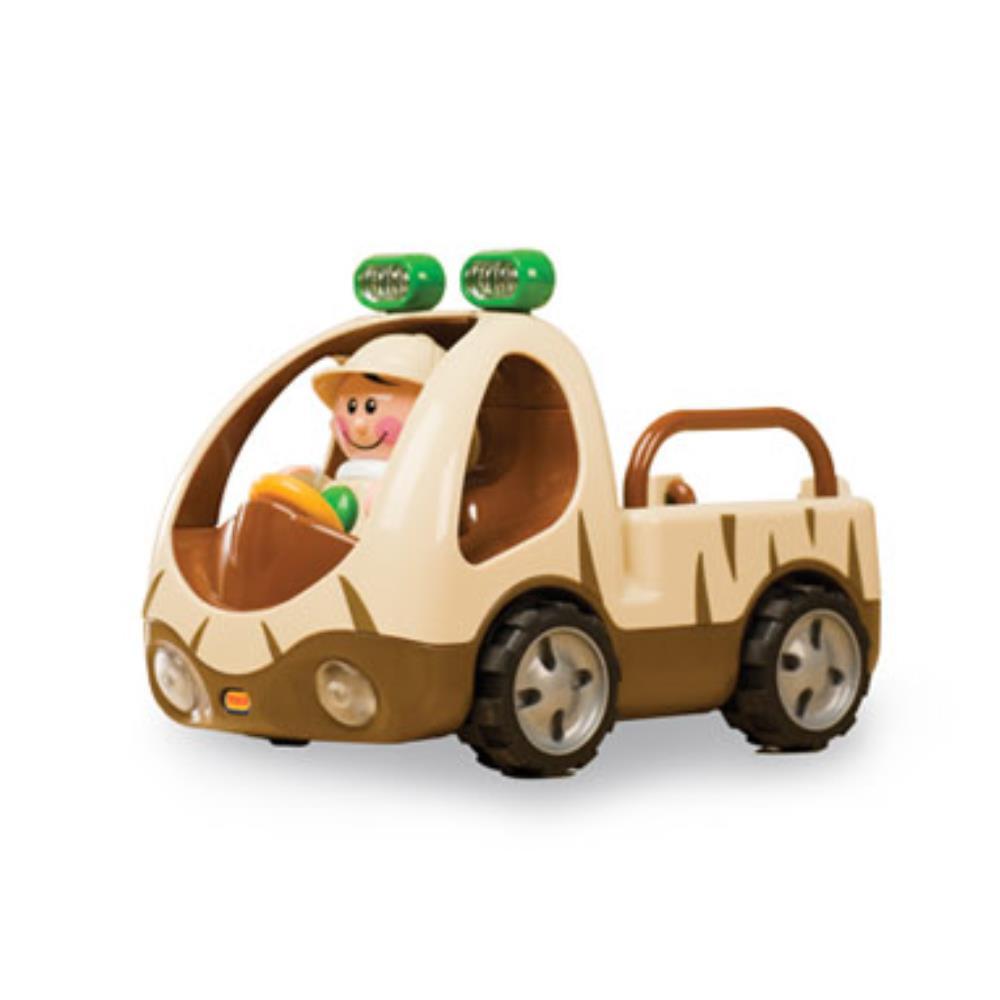 인지발달 사파리 자동차 작동완구  자동차완구 아기자동차장난감