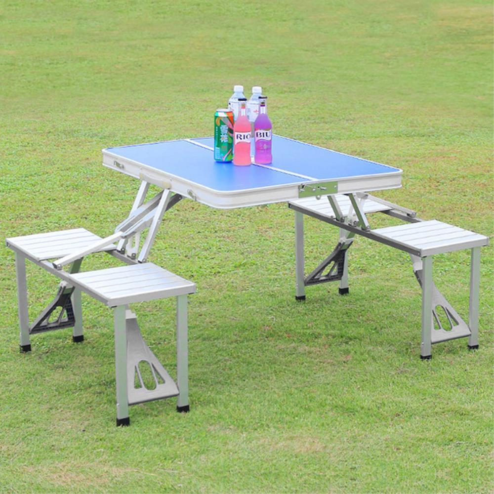 캠핑 나들이 야외용 패밀리 테이블 경량테이블 야외용품  캠핑테이블