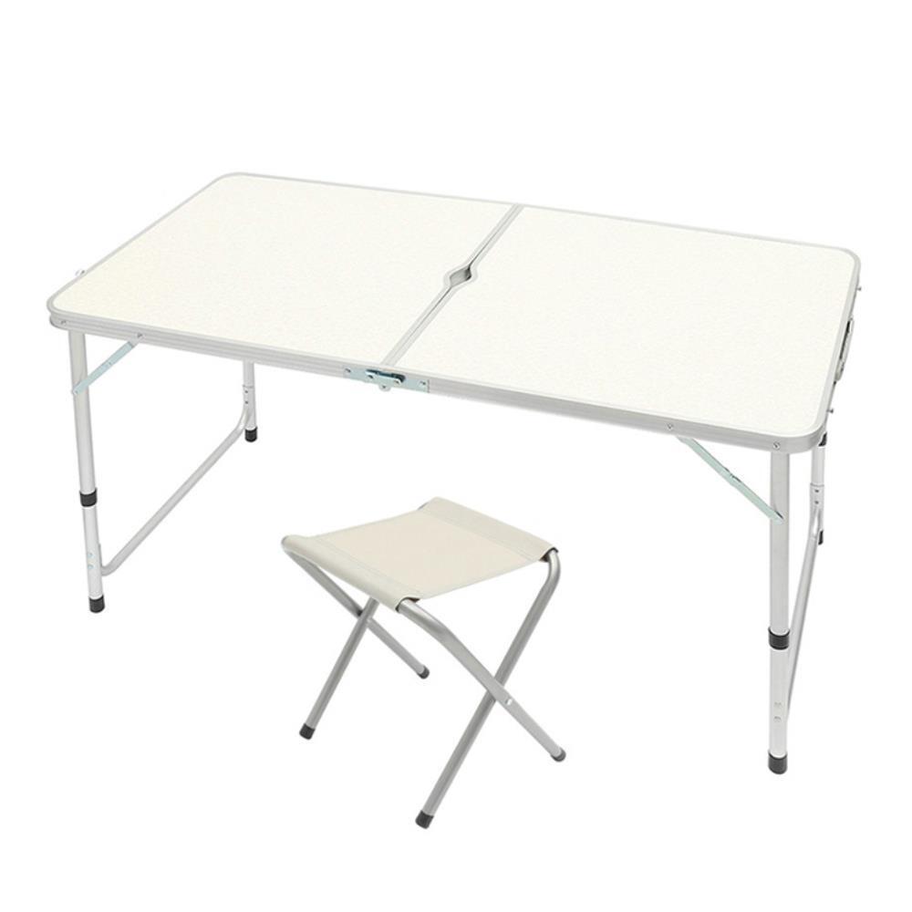 야외 행사 이동식 간이 테이블세트  미니캠핑테이블 감성캠핑용품