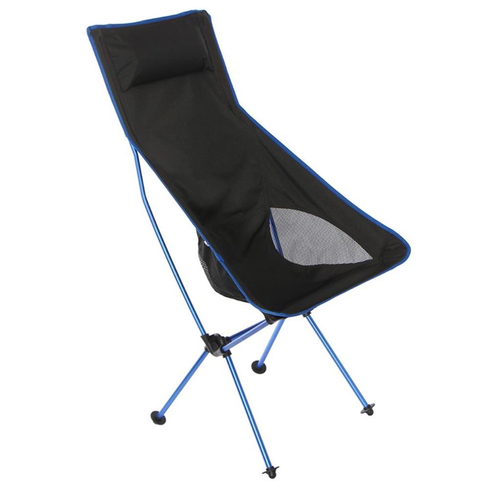 미끄럼방지 휴대용  폴딩 캠핑체어 미니의자 캠핑경량의자 캠핑의자