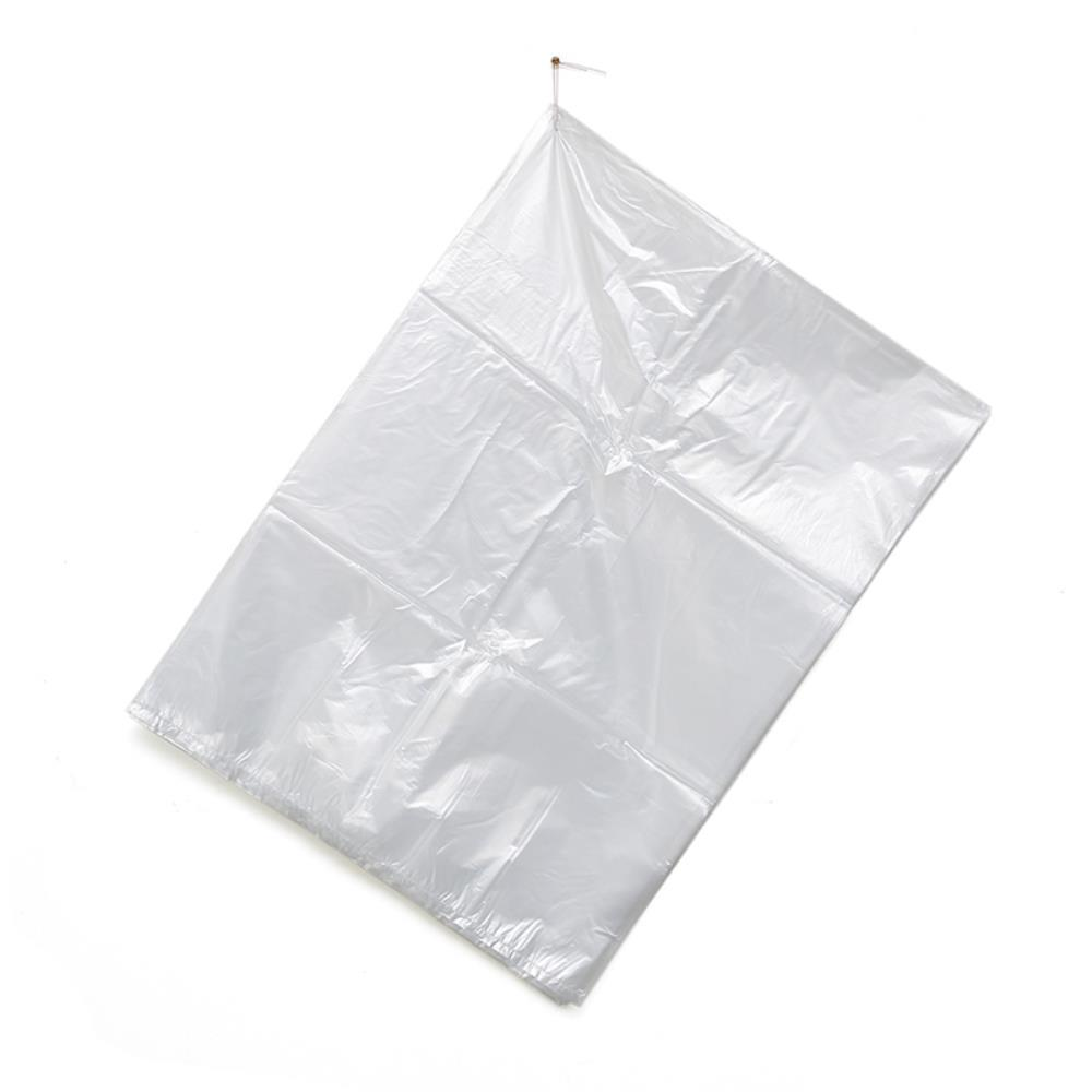 재활용쓰레기봉투 과일가게 포장  투명 비닐 봉투 20L 분리수거비닐