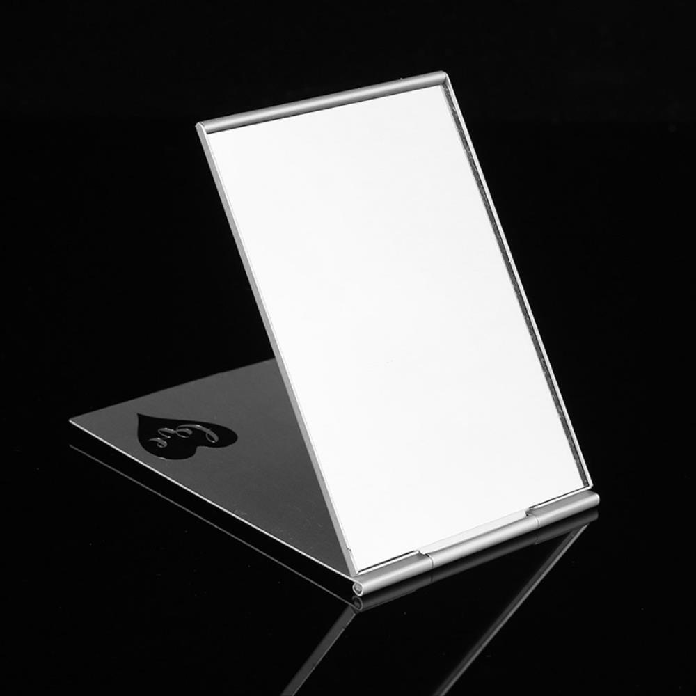 메이크업 수정 휴대용 접이식 거울 5개 책상용거울  손거울