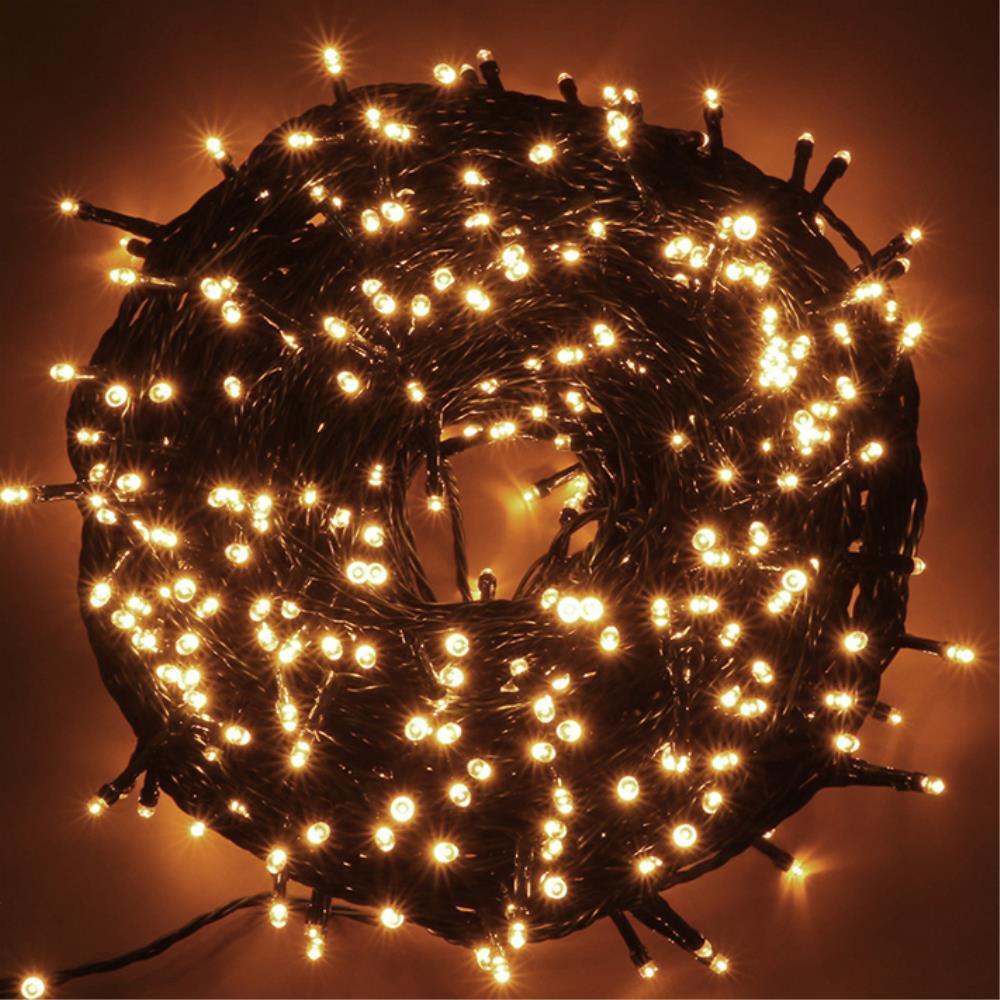 야외용 크리스마스트리 LED전구 30M 꼬마전구  트리전구 크리스마스전구