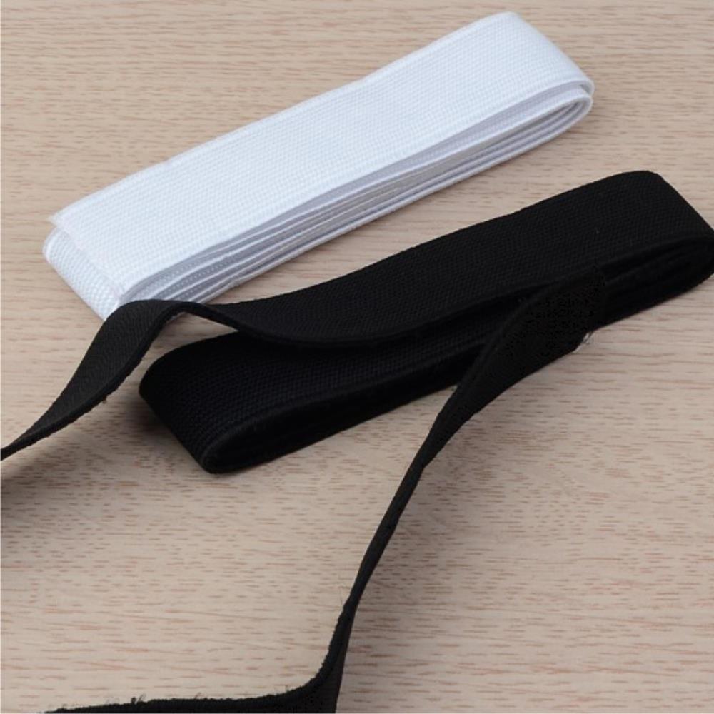 바지수선 사이즈조절 넓은 고무줄 1.2M  10개 애견머리끈