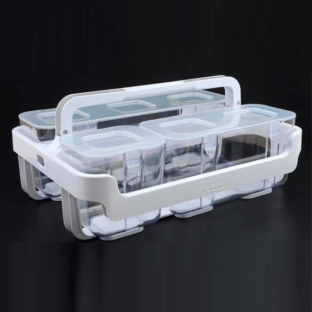 주방용품 소스 양념통 수납 정리함 수납상자  다용도수납함 공구수납함