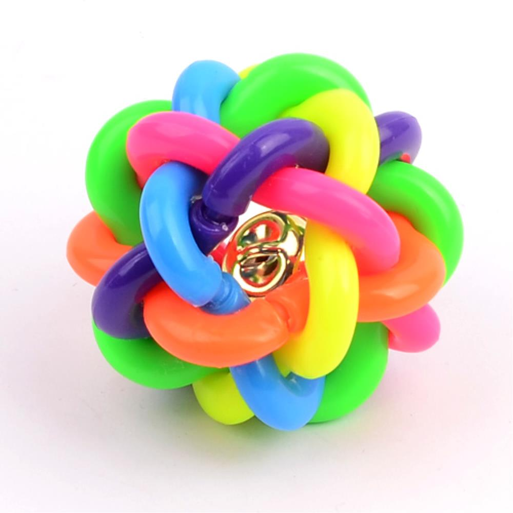 스트레스해소 반려동물 딸랑이 장난감 10개  애견볼장난감