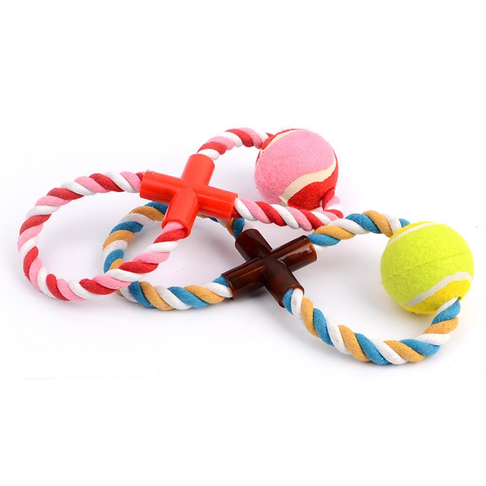 이갈이  훈련용 강아지 테니스공 장난감 5개 강아지장난감공