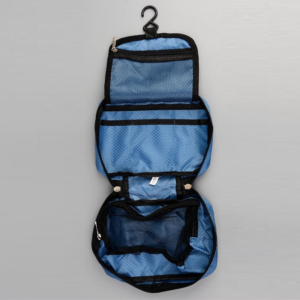 세면도구 수납파우치 3단 여행가방 2개 여행용화장품가방