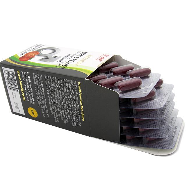 전립선 영양제 쏘팔메토 하이웰 맨스파워 프로스테이트 60캡슐 x2통
