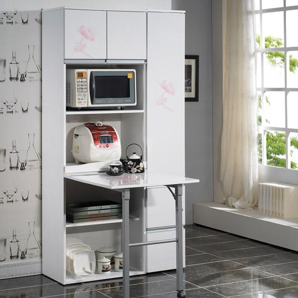 [현재분류명],핑크테르니 키높이 식탁렌지대/접이식주방수납장틈,접이식탁,접이식식탁,주방수납장,전자렌지대,전자렌지다이