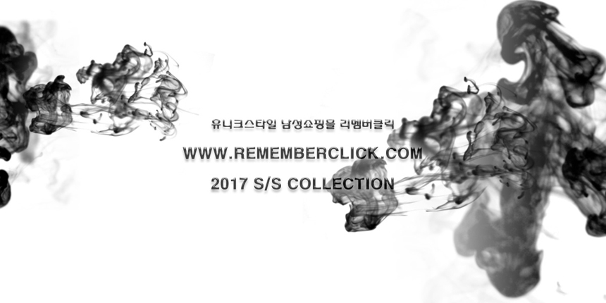 [ REMEMBERCLICK ] [Remember Click]Eyelet rope detail black loose hood T