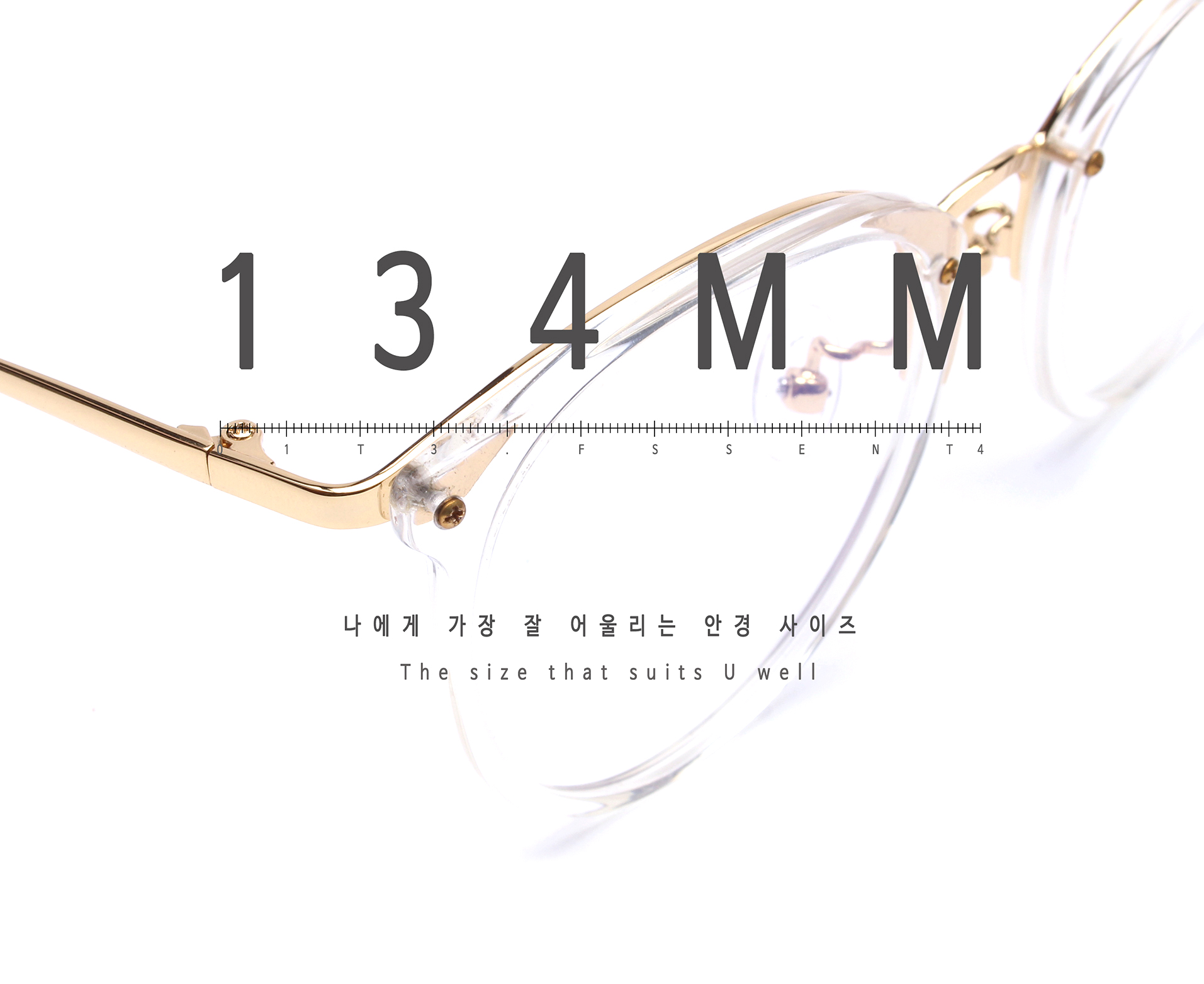 일삼사엠엠(134MM) A000605 투명