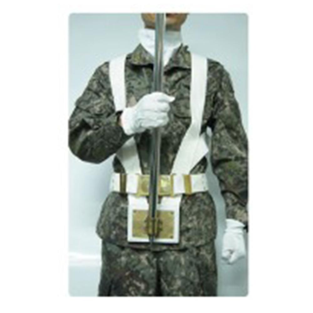 행사용 기수반도 군인 군대 훈련 행사용품