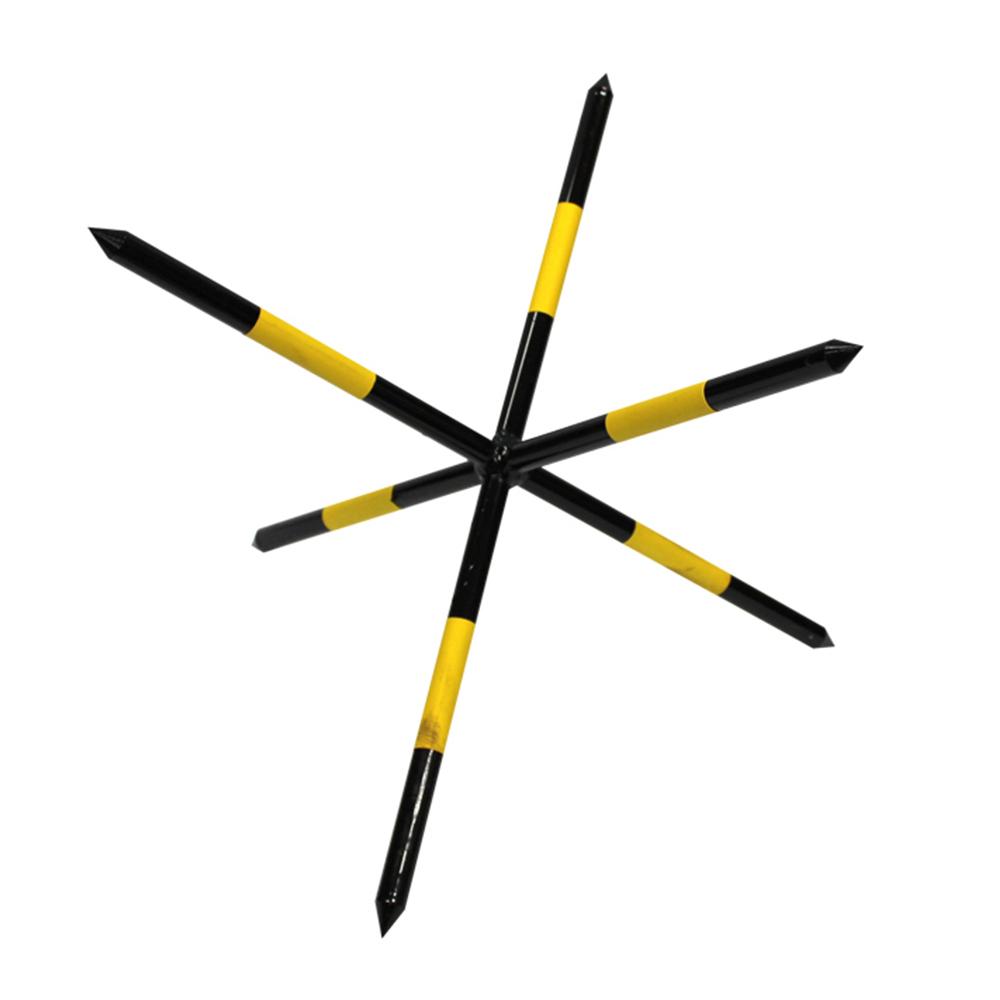 오뚜기철침(대공접근 방지철침,차량저지용) 훈련용품