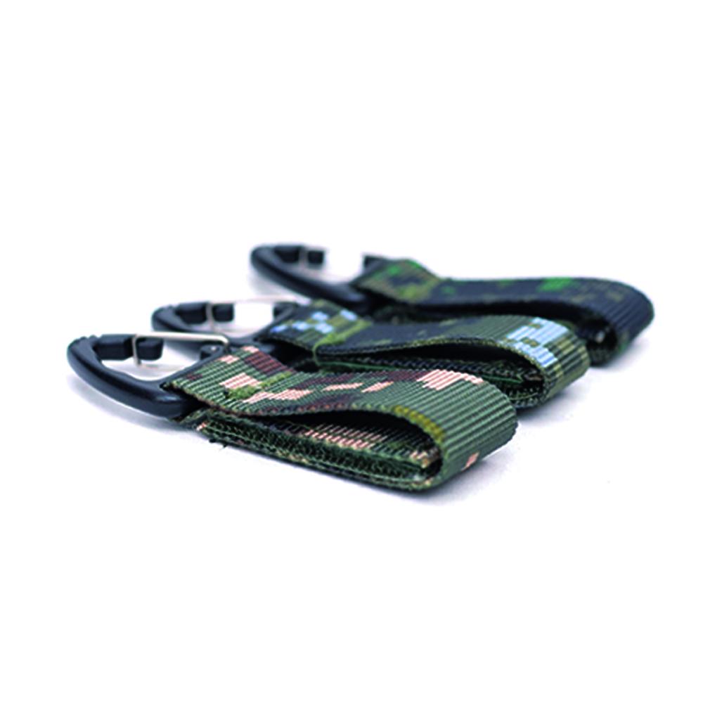 키링 밀리터리 고리 4종 카라비너 허리벨트 열쇠고리