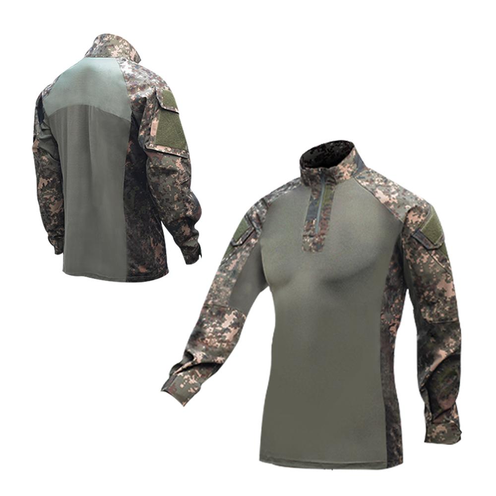 신형 보급형 육군 디지털 컴뱃셔츠/택티컬 전술셔츠