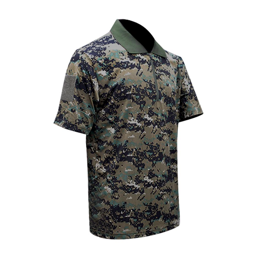 특전사 카라 티셔츠 군용 군대 반팔티 반팔 밀리터리