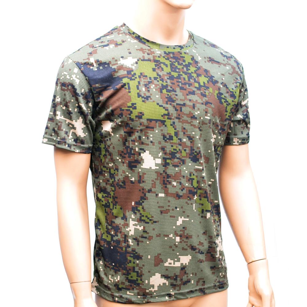 국산 디지털 반팔티 육군픽셀 군인 군용 로카 티셔츠