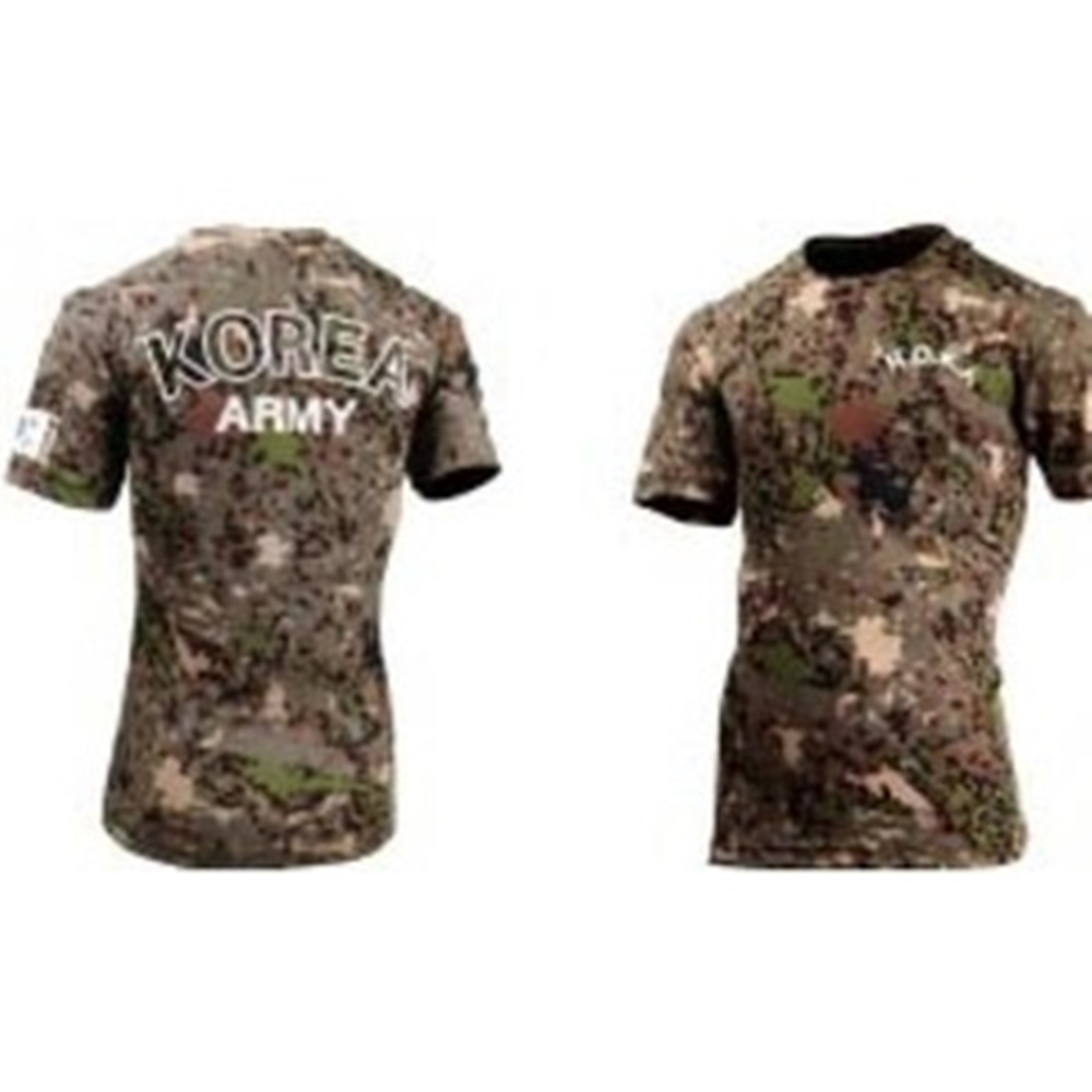 COOLON ROKA 티셔츠(디지털 반팔)/쿨론 ROKA 티셔츠