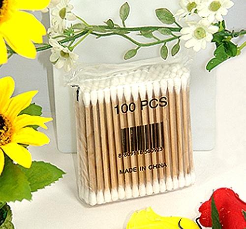 면봉(100pX2) 나무면봉 위생면봉