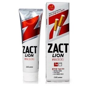 ZACT LION 기능성 치약