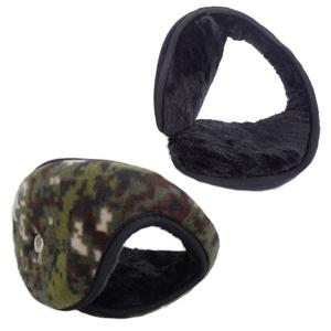 왕귀도리(귀마개) 군용 군대 군인 방한용품