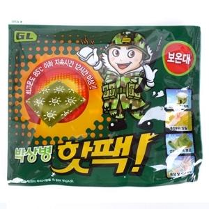 박상병 핫팩 군용 군대 군인 방한용품