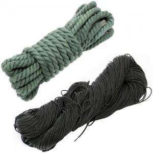 포승줄,신호줄 /군용/군대/훈련용품