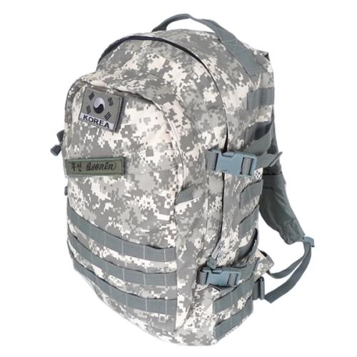 ACU픽셀 디지털 가방(45L) /군인 군대 학생가방 백팩