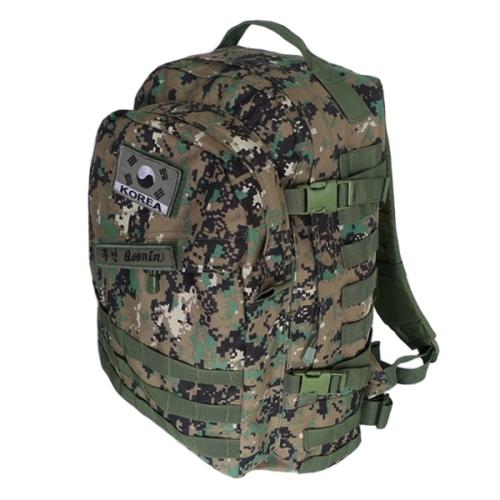 특전사픽셀 디지털 가방(45L) 군인 밀리터리 남자백팩