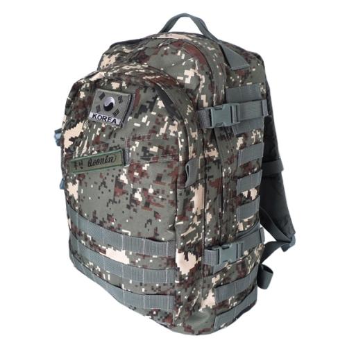 육군픽셀 디지털 가방(45L) /군인 군대 학생가방 백팩