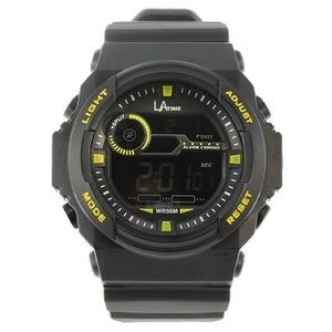 LA-TIME 346(YELLOW) 군인시계 군대시계 입대용품