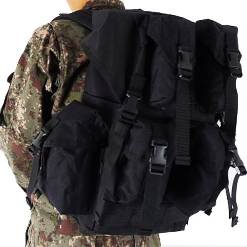 블랙호크 밀리터리 트레블백(45L) /군인 군대 학생가방 밀리터리 백팩